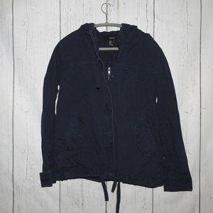 Forever 21 Navy Jacket